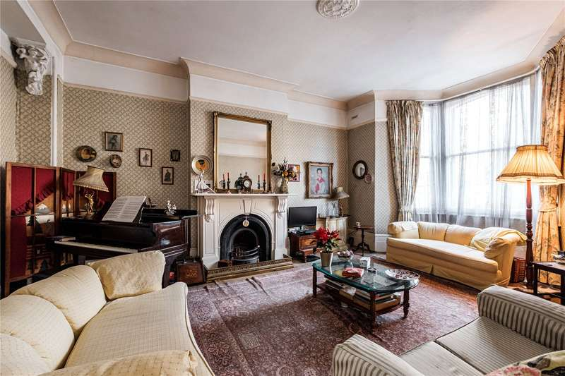 7 Bedrooms Terraced House for sale in Grosvenor Avenue, London, N5