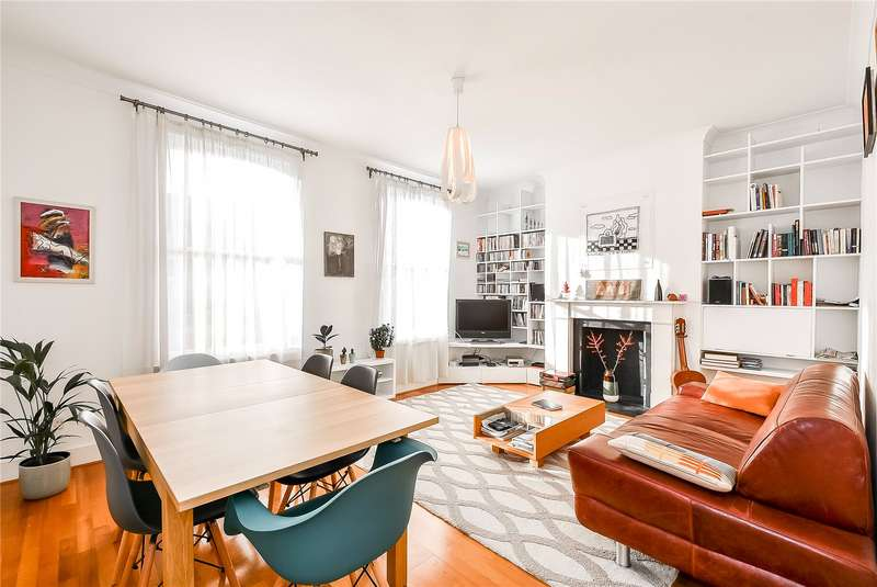 2 Bedrooms Apartment Flat for sale in Ferntower Road, London, N5