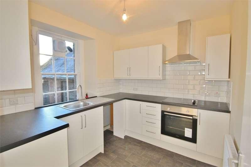 2 Bedrooms Flat for sale in Castlegate, JEDBURGH, Scottish Borders