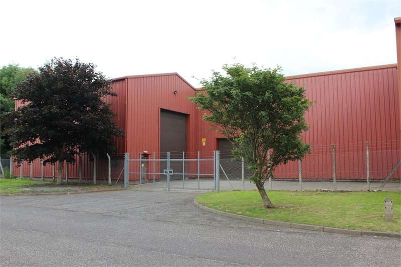 Commercial Property for rent in INDUSTRIAL AND WAREHOUSE PREMISES, Pinnaclehill Industrial Estate, Kelso, Roxburghshire, Scottish Borders