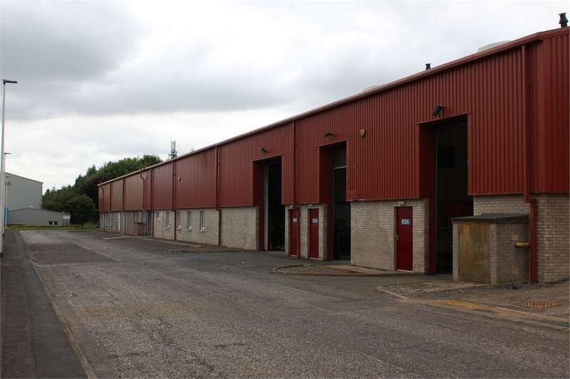 Commercial Property for rent in Unit E INDUSTRIAL AND WAREHOUSE PREMISES, Pinnaclehill Industrial Estate, Kelso, Roxburghshire, Scottish Borders