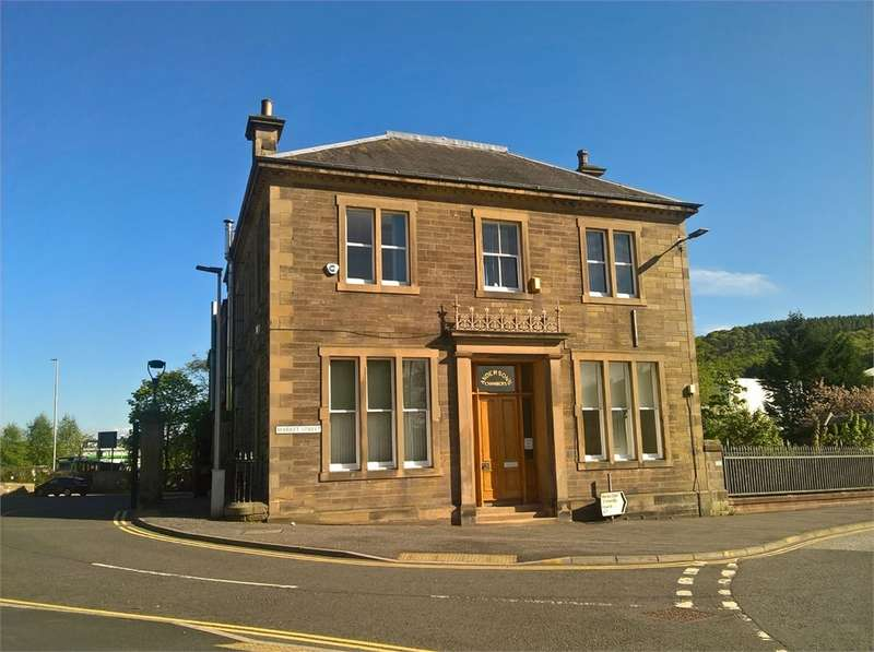 1 Bedroom Commercial Property for rent in Anderson Chambers, Market Street, Galashiels, Scottish Borders