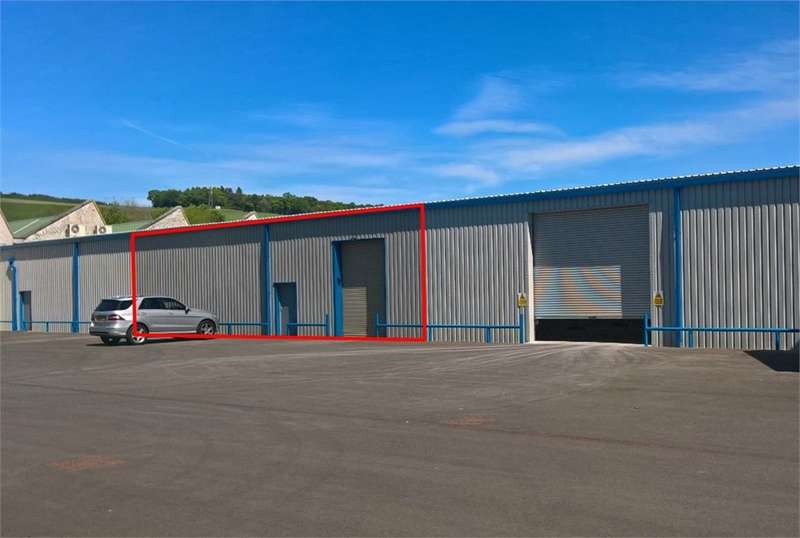 Commercial Property for rent in MODERN COMMERCIAL UNIT, Ettrick Park Industrial Estate, Dunsdale Road, SELKIRK, Scottish Borders