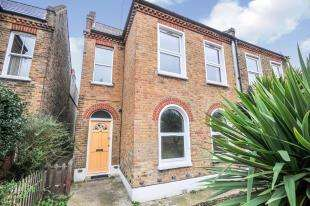 3 Bedrooms Semi Detached House for sale in Hamilton Road, London