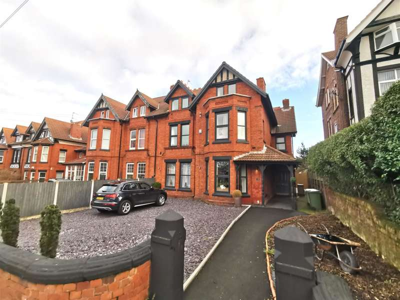 6 Bedrooms Semi Detached House for sale in Dudley Road, Wallasey, CH45 9JP