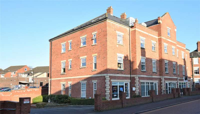 2 Bedrooms Flat for sale in Apartment 10, The Forum, Victoria Road, Shifnal, Shropshire, TF11