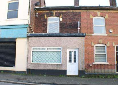 1 Bedroom Flat for sale in New George Street, Elton, Bury, Greater Manchester, BL8