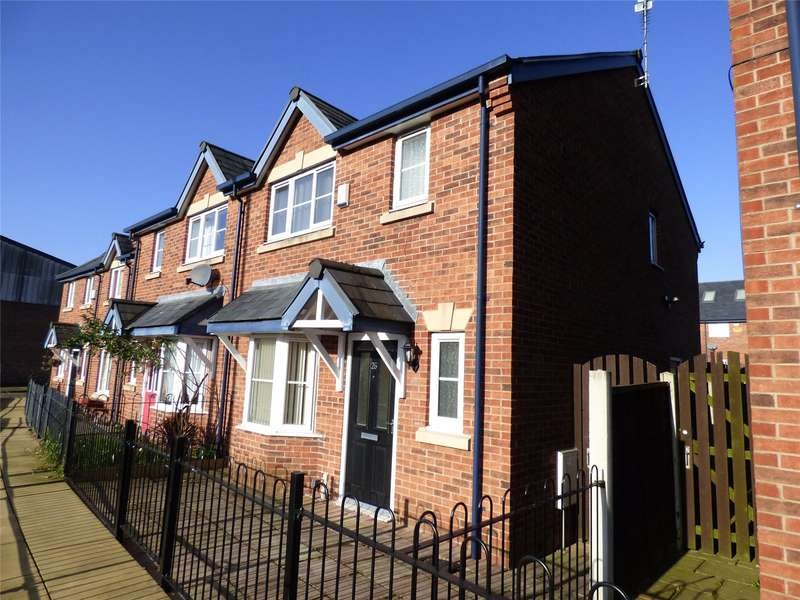 3 Bedrooms Semi Detached House for sale in Portland Place, Ashton-under-Lyne, Greater Manchester, OL7