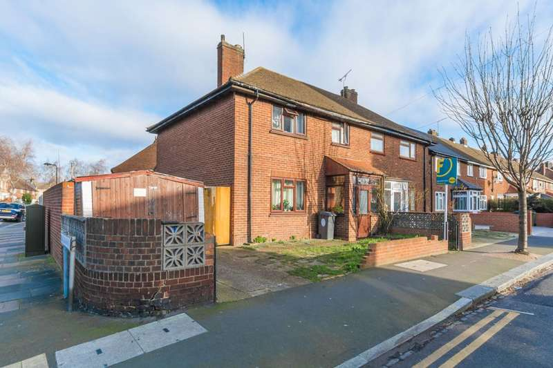 3 Bedrooms Semi Detached House for sale in Janson Road, Stratford, E15