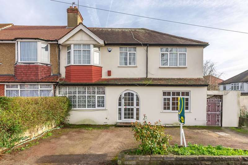 5 Bedrooms House for sale in Lynmouth Gardens, Perivale, UB6