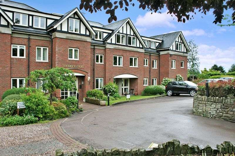 2 Bedrooms Property for sale in Goodrich Court, Ross-on-Wye, HR9 5GD