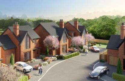 4 Bedrooms Detached House for sale in Fairways View, Kersall Road, Prestwich, Greater Manchester