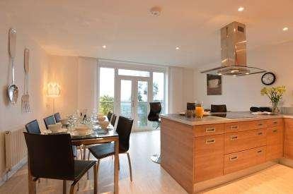 4 Bedrooms End Of Terrace House for sale in Eryl Fryn, Penlon Llyn, Pwllheli, Gwynedd, LL53