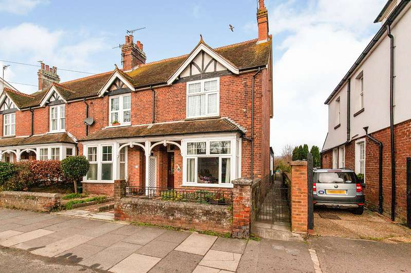 3 Bedrooms End Of Terrace House for sale in Ferry Road, Rye, East Sussex, TN31