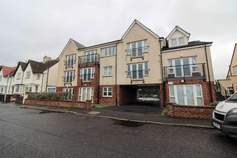 2 Bedrooms Flat for sale in St. Ninians Road, Prestwick, KA9