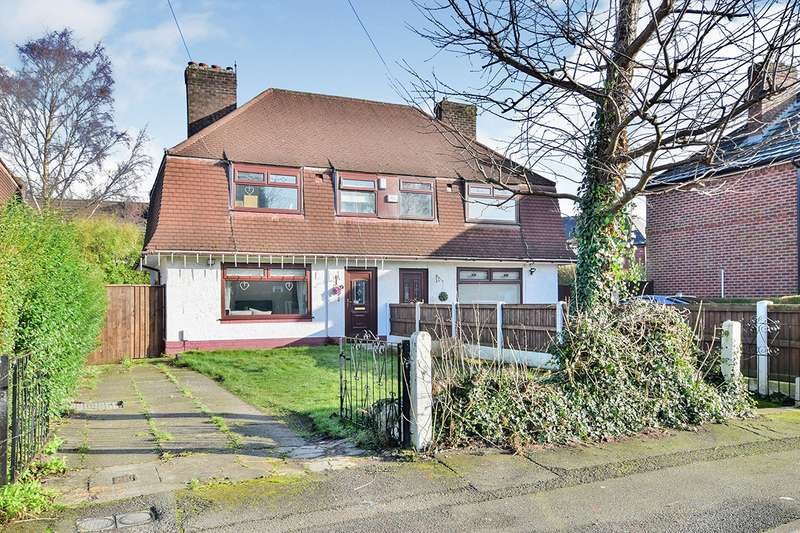3 Bedrooms Semi Detached House for sale in Hillend Road, Manchester, Greater Manchester, M23