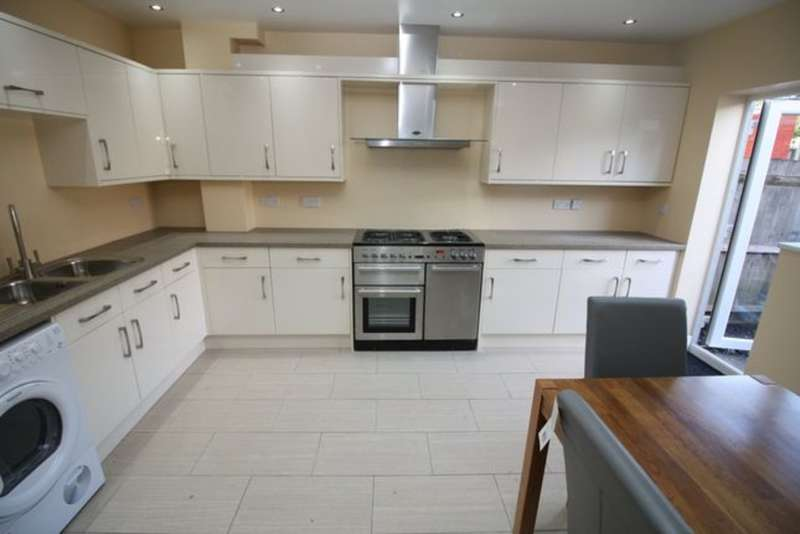 6 Bedrooms Terraced House for rent in Torrington Avenue, Tile Hill, Coventry