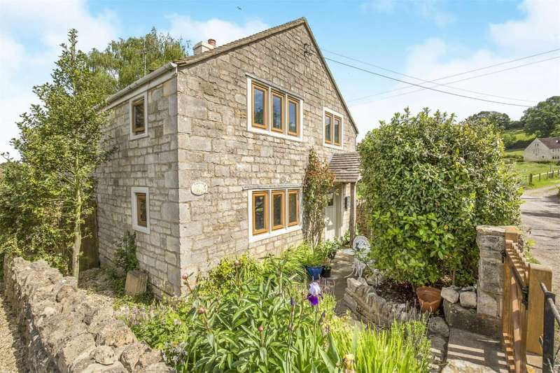 3 Bedrooms Detached House for sale in Harescombe, Nr Stroud, Gloucestershire