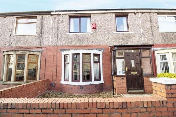3 Bedrooms Terraced House for sale in Atlas Street, Clayton le Moors, Accrington, Lancashire