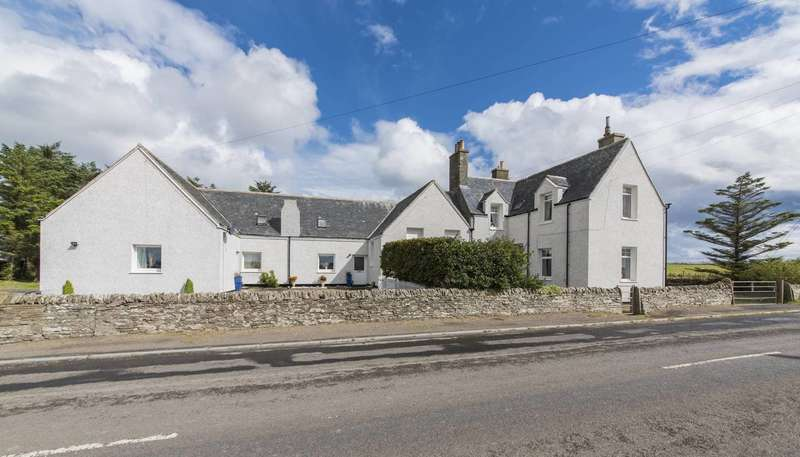 11 Bedrooms Commercial Property for sale in Killimster, Near Wick, Caithness, KW1 4RX
