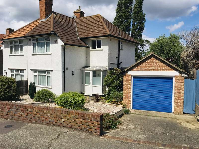 3 Bedrooms Semi Detached House for sale in Avondale Road, London, SE9