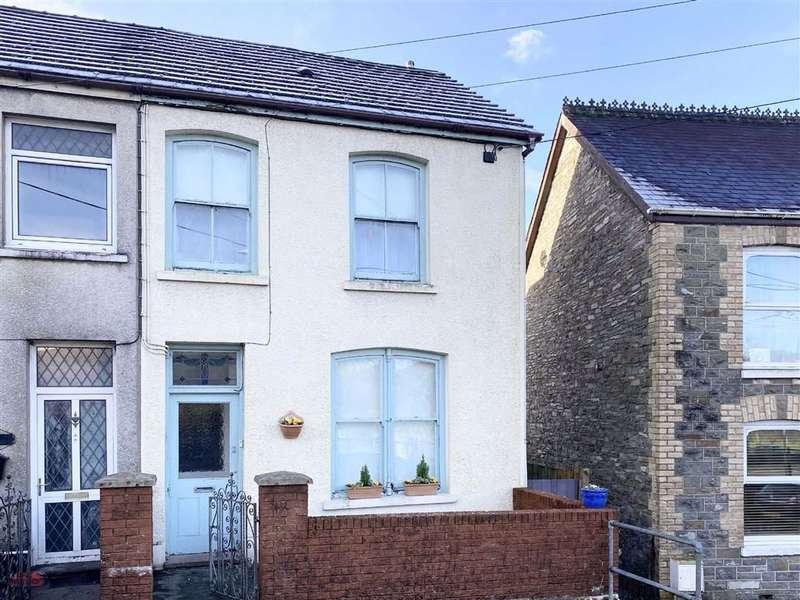 3 Bedrooms Semi Detached House for sale in Heol Y Parc, Pontyberem, Llanelli