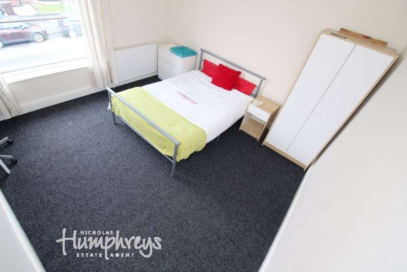 4 Bedrooms House Share for rent in S2 - Edmund Road -
