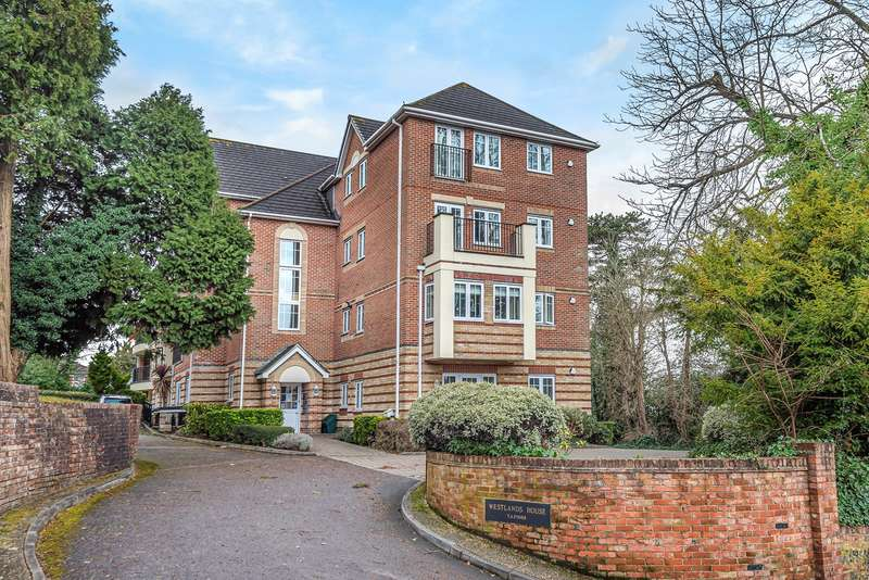 2 Bedrooms Apartment Flat for sale in Bounty Road, Basingstoke, RG21