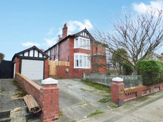 Semi Detached House for sale in Stopford Avenue, Blackpool, Lancashire, FY2 0QQ