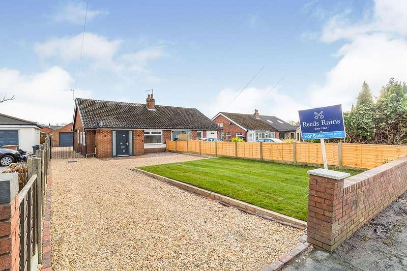 2 Bedrooms Semi Detached Bungalow for sale in Runshaw Lane, Euxton, Chorley, Lancashire, PR7