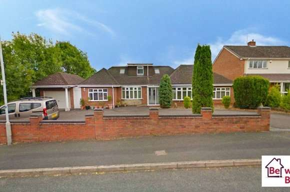 6 Bedrooms Property for sale in Tyninghame Avenue, Wolverhampton