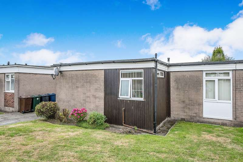 3 Bedrooms Bungalow for sale in Darfield, Upholland, Skelmersdale, Lancashire, WN8