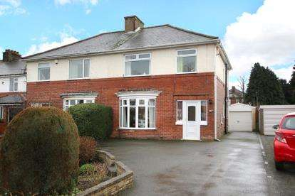 3 Bedrooms Semi Detached House for sale in Herringthorpe Grove, Rotherham, South Yorkshire