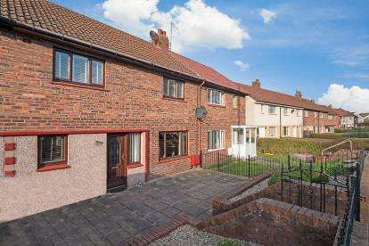 3 Bedrooms Terraced House for sale in Hillfoot Road, Ayr