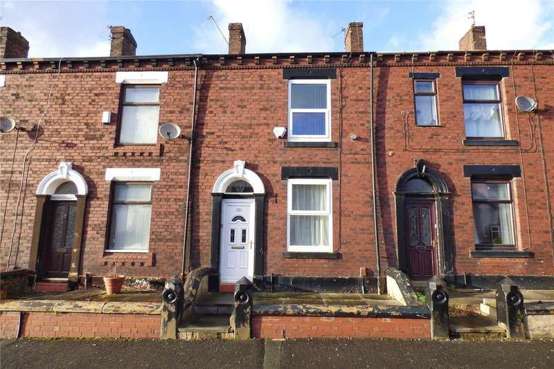 2 Bedrooms Terraced House for sale in Denton Lane, Chadderton, Oldham, Greater Manchester, OL9