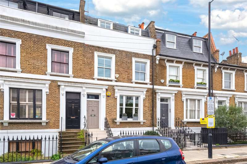 5 Bedrooms Terraced House for sale in Waterford Road, London, SW6