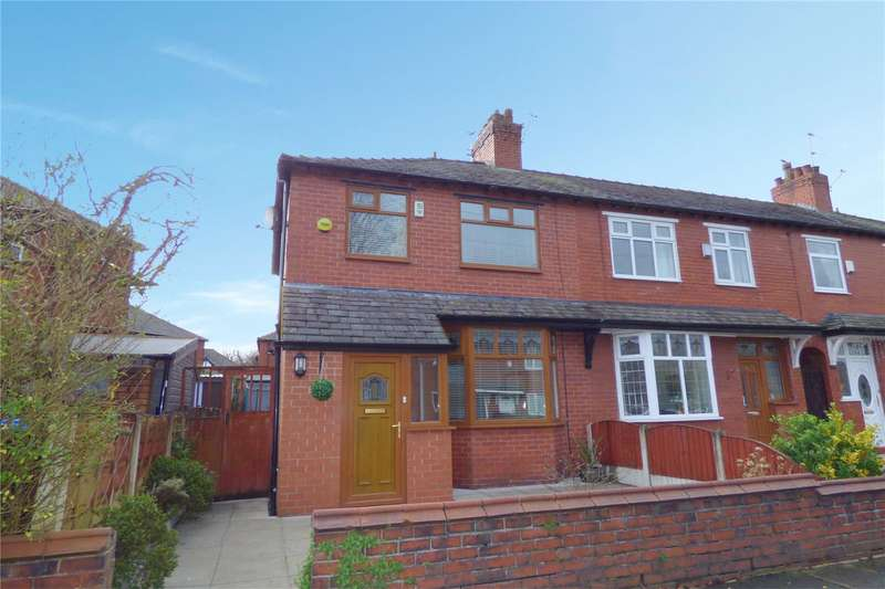 3 Bedrooms Semi Detached House for sale in Ashworth Street, Heywood, Greater Manchester, OL10