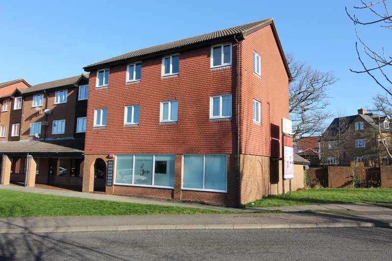 2 Bedrooms Flat for sale in Parkfield House, Loudon Way, Ashford,, Kent, TN23 3JJ