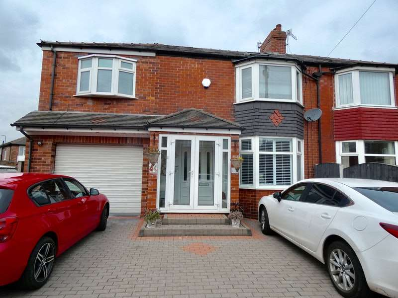 3 Bedrooms Semi Detached House for sale in Orama Avenue, Salford, Greater Manchester, M6