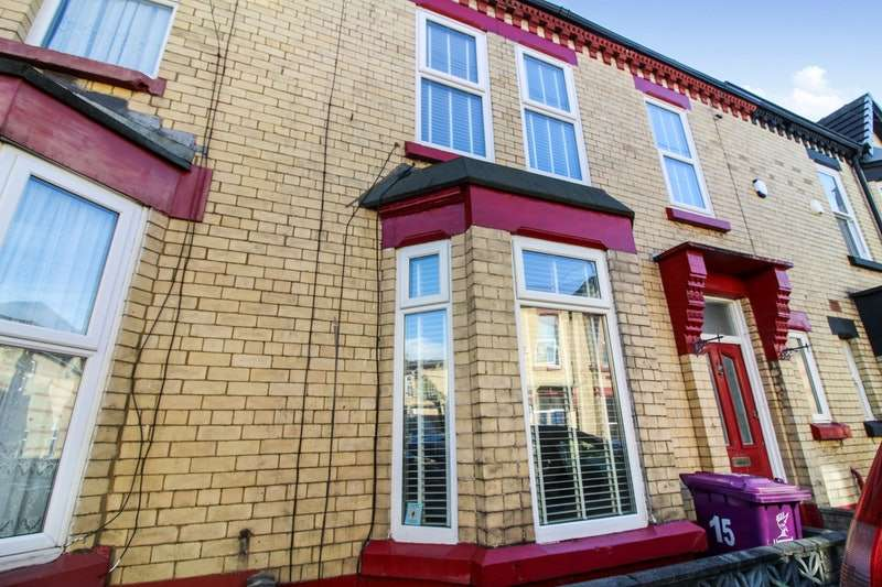 3 Bedrooms Terraced House for sale in Fletcher Drive, Liverpool, Merseyside, L19