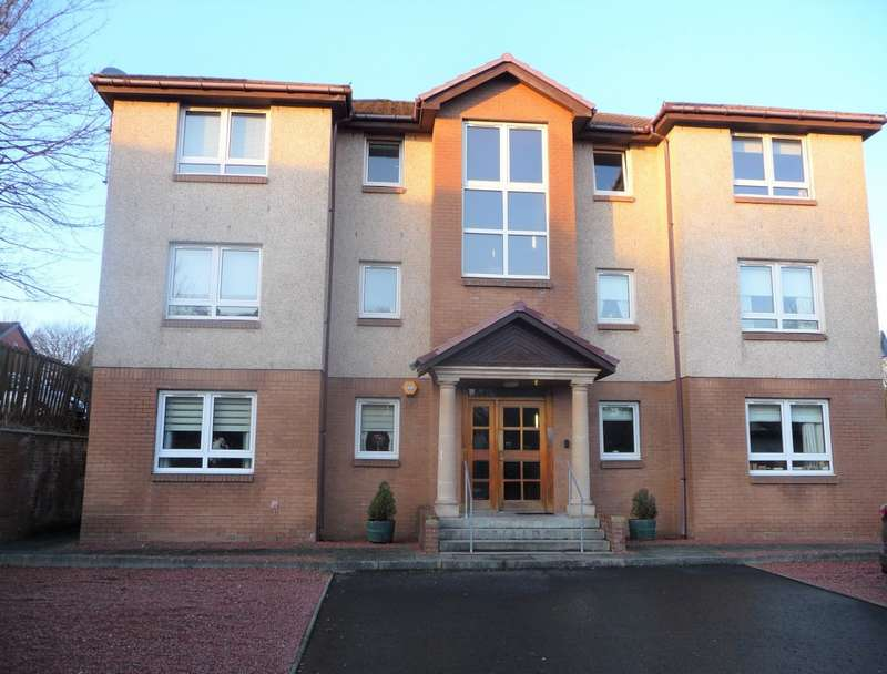 2 Bedrooms Flat for sale in 193 Merry Street, Motherwell, ML1