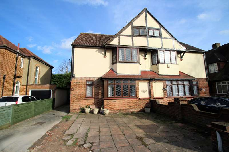 5 Bedrooms Property for sale in Parkfield Crescent, North Harrow