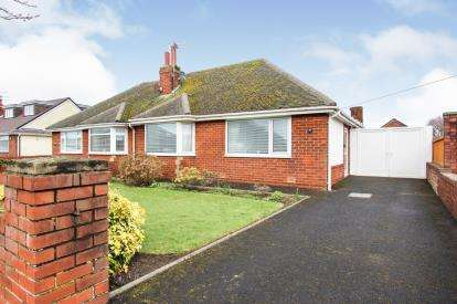 3 Bedrooms Bungalow for sale in Walmer Road, Lytham St Anne's, Lancashire, FY8