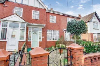 3 Bedrooms Terraced House for sale in Kilnhouse Lane, Lytham St Anne's, Lancashire, FY8