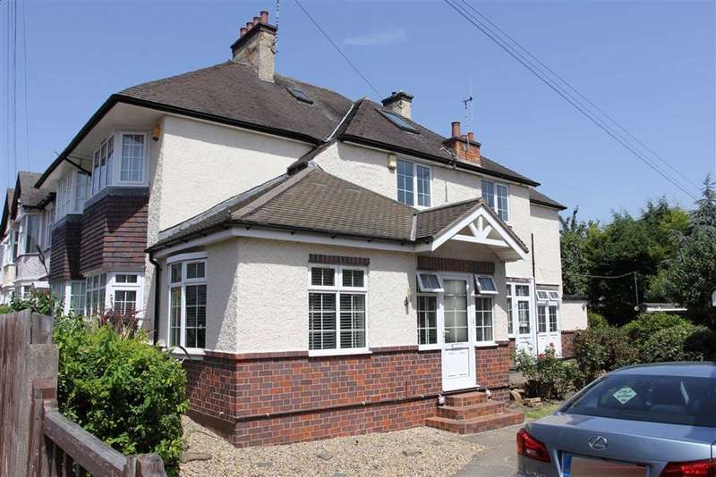 5 Bedrooms Property for sale in Meadhurst Road, Western Park, Leicester