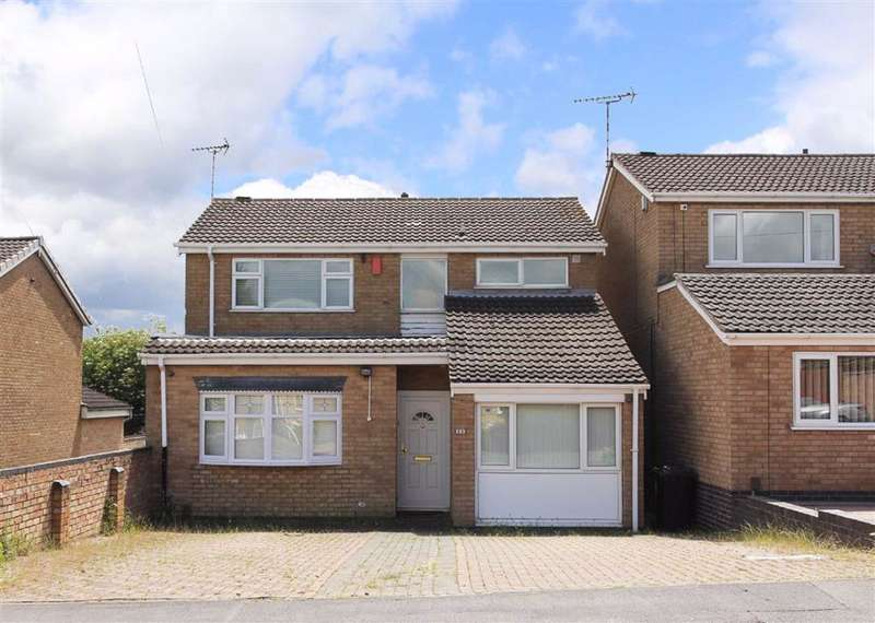 3 Bedrooms Detached House for sale in Darlington Road, Leicester, Leicester