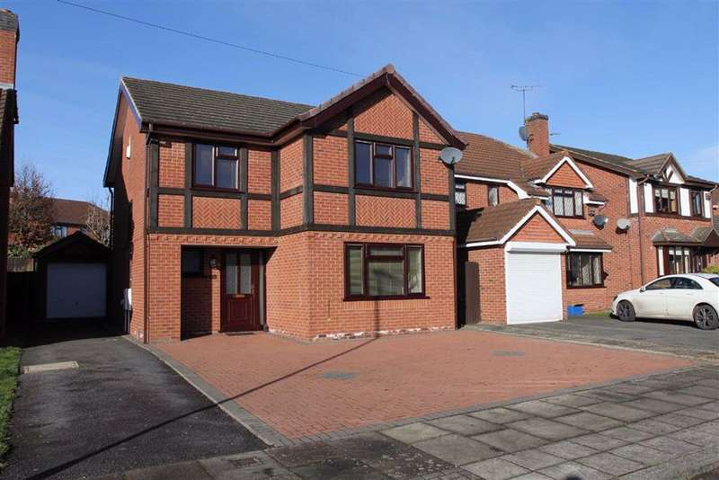 4 Bedrooms Detached House for sale in Neville Road, Western Park, Leicester