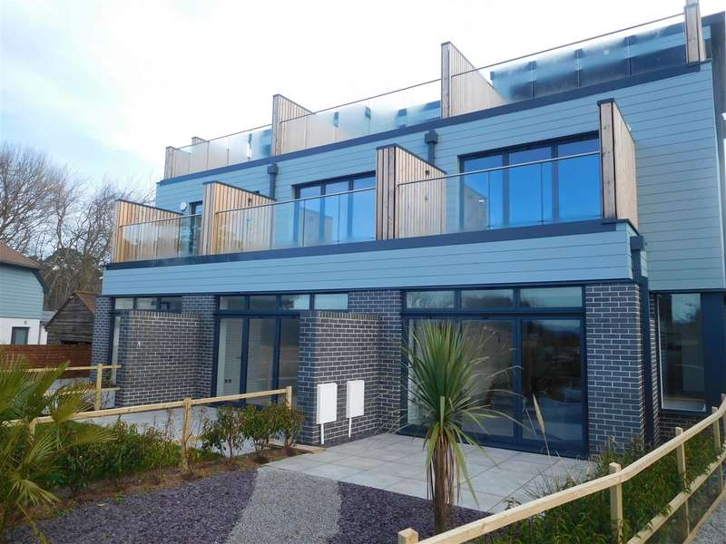 4 Bedrooms Town House for sale in Spindrift, Maer Road, Exmouth