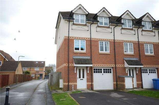 3 Bedrooms End Of Terrace House for sale in Egret Gardens, Aldershot, Hampshire