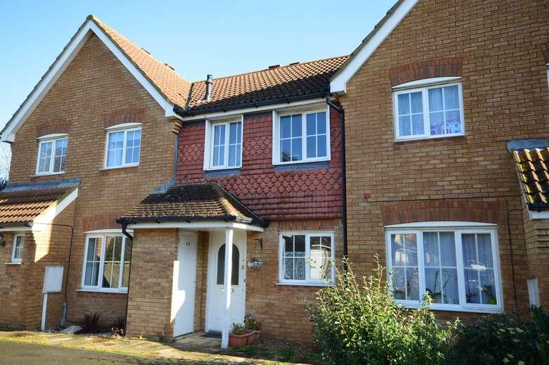 2 Bedrooms House for sale in Blackthorn Road, Hersden, Canterbury, Kent, CT3